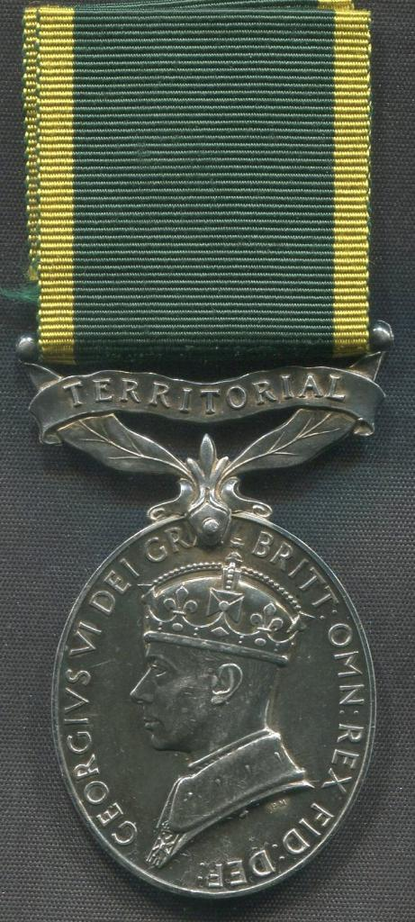 Long Service Medals & Miscellaneous